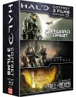 Halo - Coffret 3 Films : Halo 4 : Forward Unto Dawn + Halo : Nightfall + Halo :