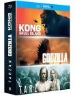 Godzilla + Kong : Skull Island + Tarzan