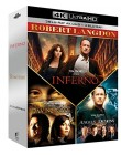 Robert Langdon - Da Vinci Code + Anges & démons + Inferno