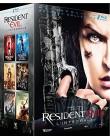 Resident Evil : L'intégrale : Resident Evil + Resident Evil : Apocalypse + Resi