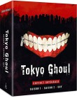 Tokyo Ghoul - Intégrale : Saison 1 + Saison 2 + OAV Jack & Pinto