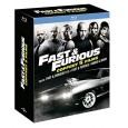 Fast & Furious - Coffret 5 films : Fast & Furious 5-8 + Fast & Furious : Hobbs &