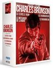 Charles Bronson - Coffret 4 films : Le Cercle noir + Le Messager de la mort + Le