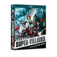 DC Gotham Super-Villains - Coffret : Deathstroke : Knights and Dragons + Batman