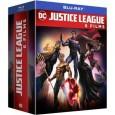 Justice League - 6 films: Dark : Apokolips War + La Nouvelle Frontière + Dark