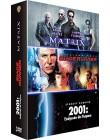 Coffret 3 films : Matrix + Blade Runner + 2001 : l'odyssée de l'espace