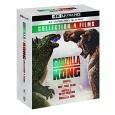 Godzilla + Godzilla : Roi des monstres + Kong : Skull Island + Godzilla vs Kong