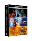 Mortal Kombat (2021) + Mortal Kombat Legends : Scorpion's Revenge & Battle of th