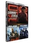 Collection 3 films : Snake Eyes : G.I. Joe Origins + G.I. Joe : Conspiration + G