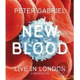 Gabriel, Peter - New Blood, Live in London