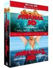 Piranha 3D + Piranha 3D 2