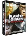 La La Planète des Singes : Les origines + Planète des Singes : L'Affrontement